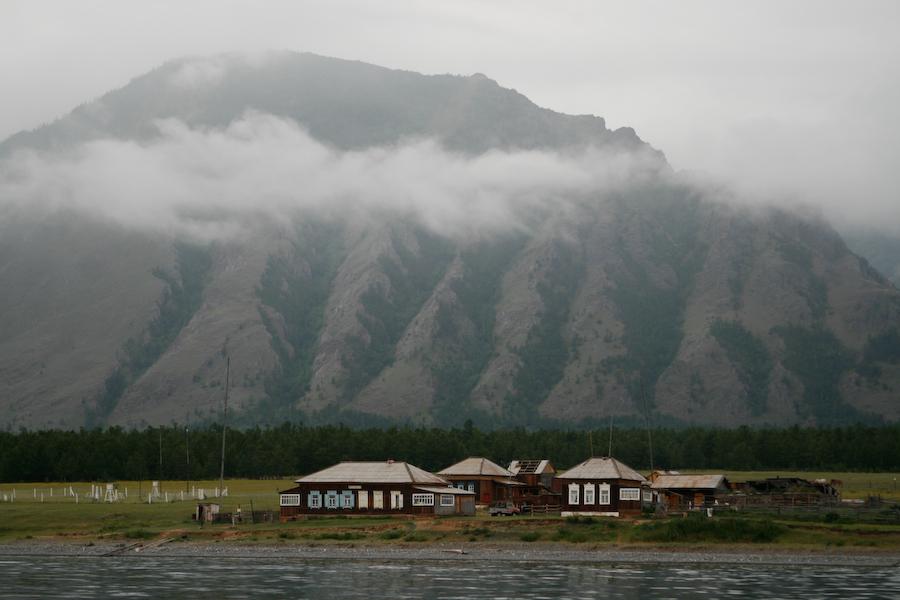 Байкал, метеостанция Солнечная