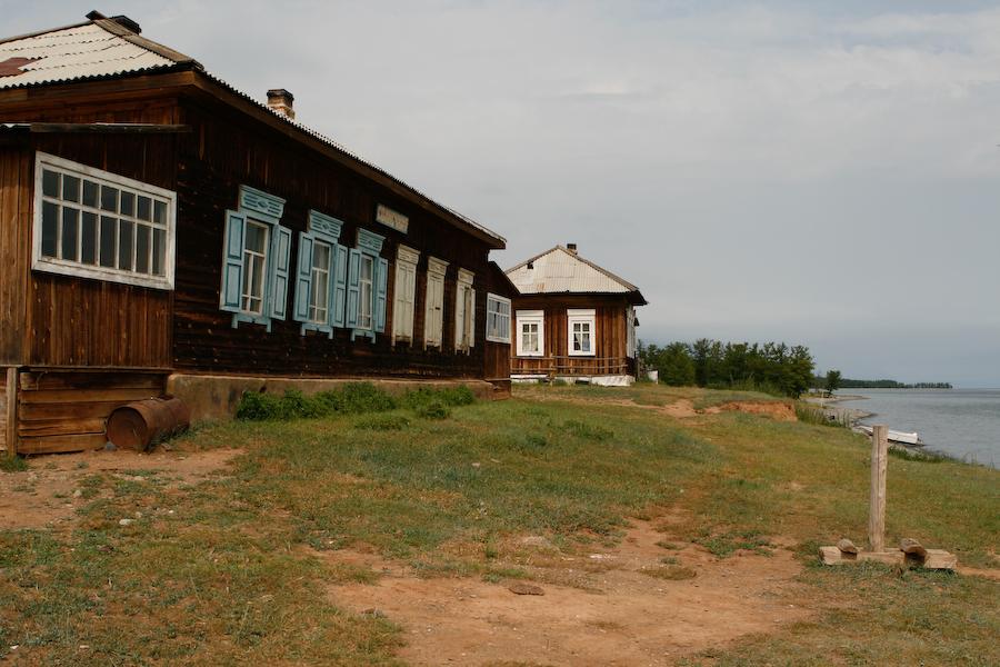 кордон Байкало-Ленского заповедника